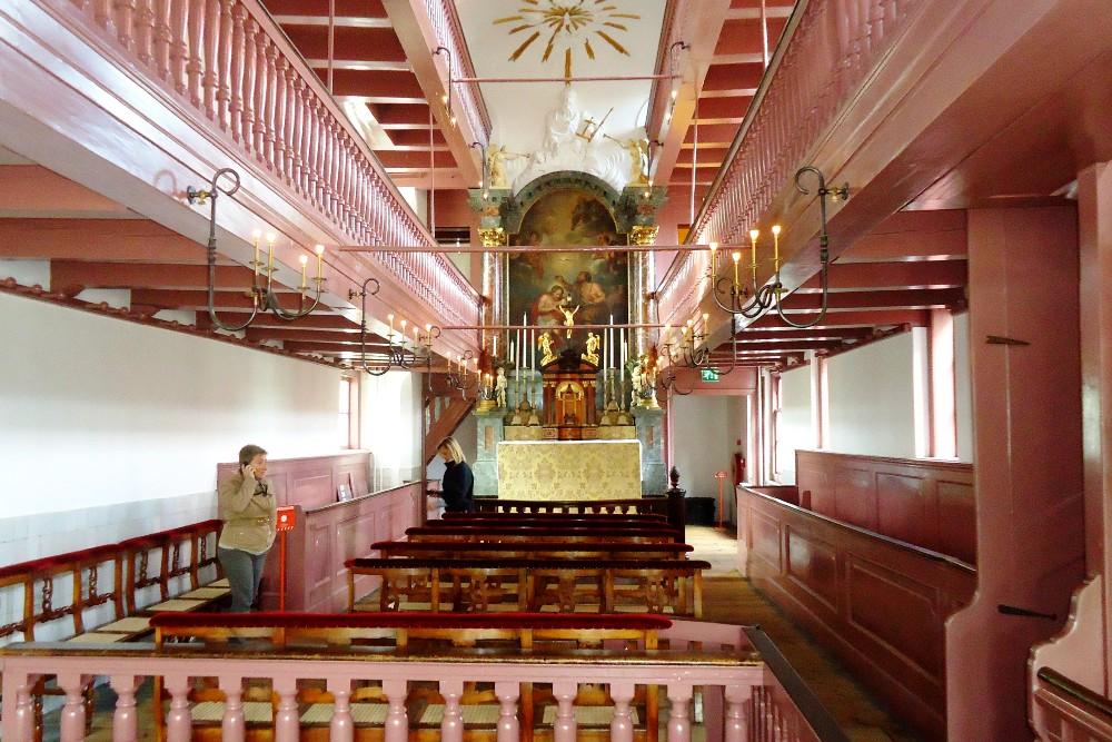 Cosa vedere ad Amsterdam: Chiesa di Nostro Signore in Soffitta nella Parte Vecchia