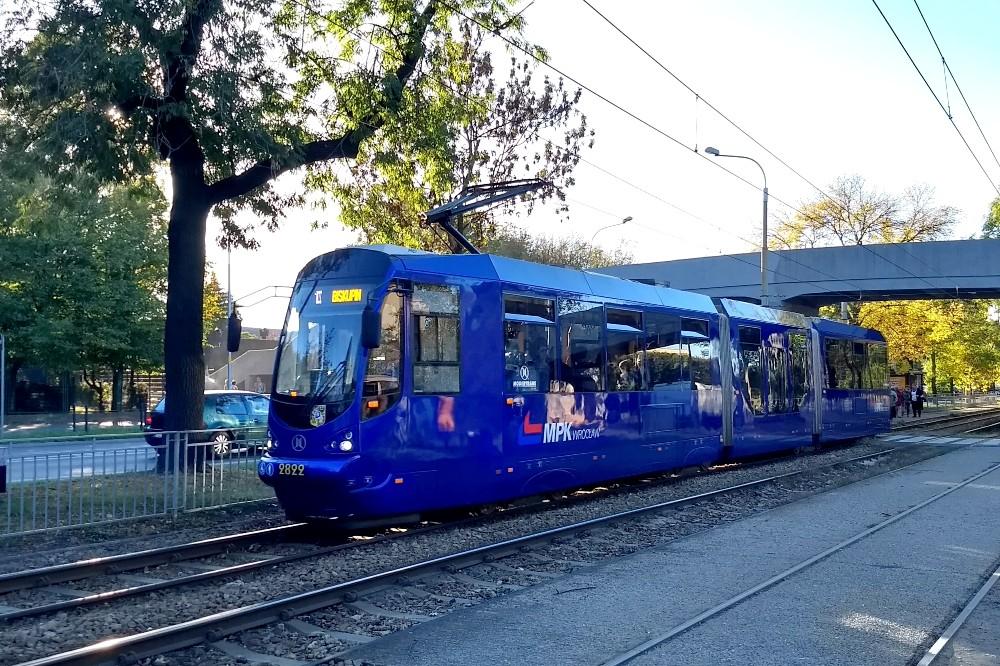 Come muoversi con i mezzi pubblici nel capoluogo della Slesia: un tram di Breslavia (Wroclaw)