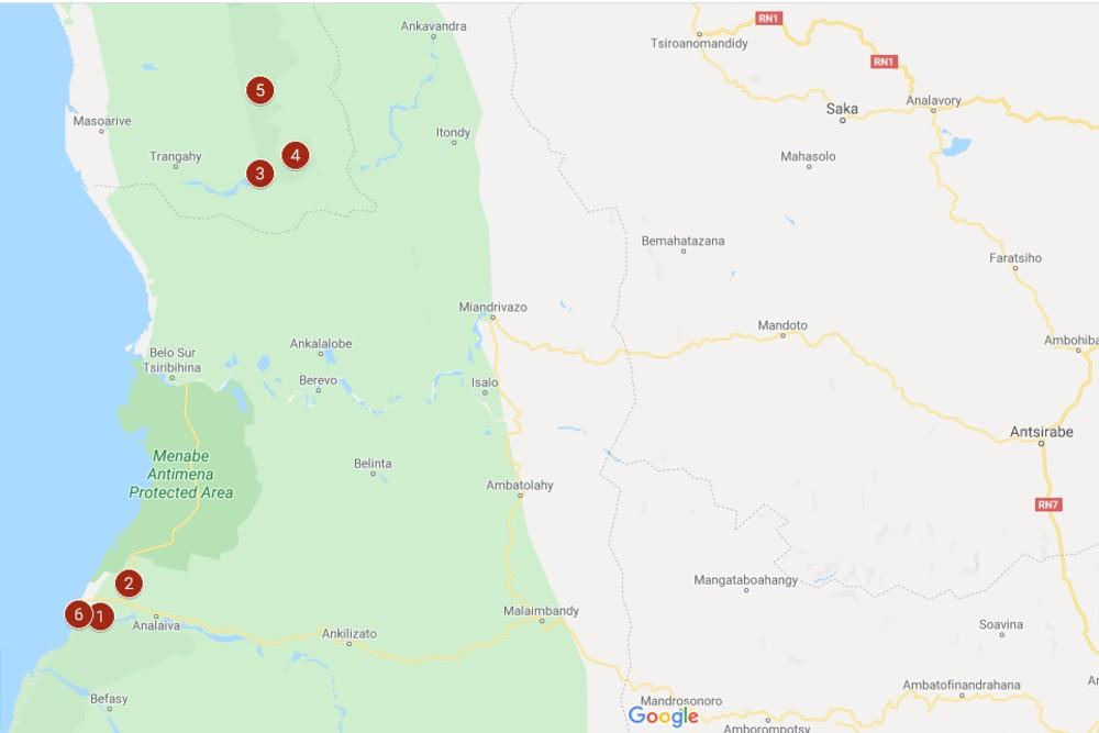 Madagascar: itinerario per visitare gli Tsingy di Bemaraha