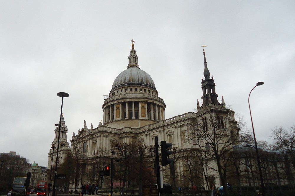 St Paul's Cathedral a Londra