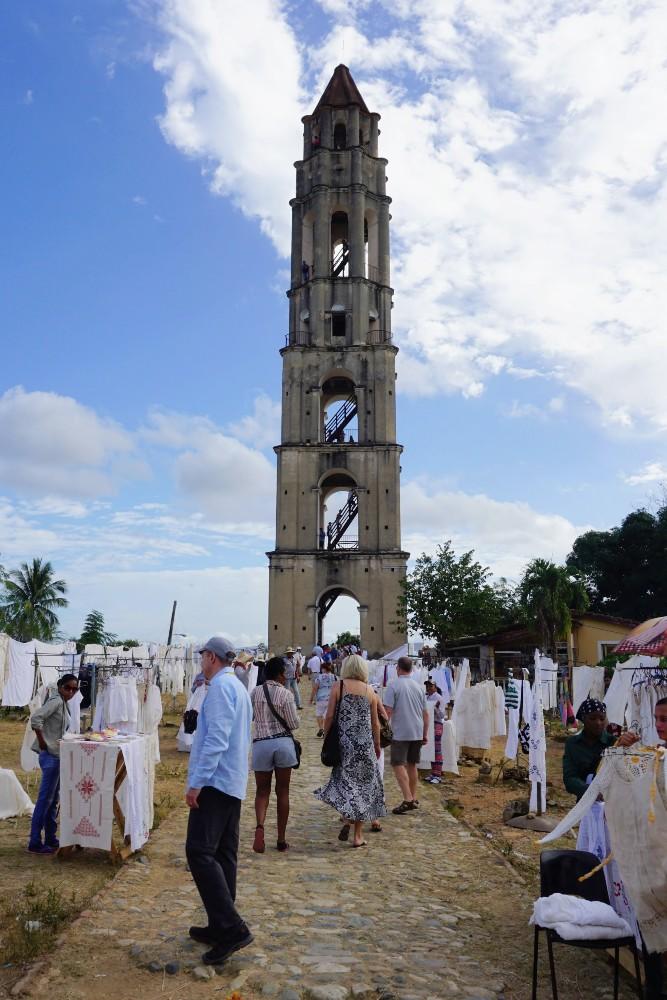 Viaggio a Cuba: Torre Manaca Iznaga nella Valle de Los Ingenios