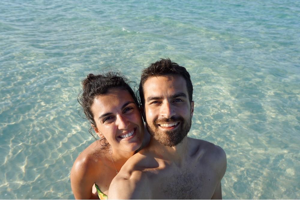 Mare trasparente e sabbia bianca a Cayo Santa Maria a Cuba