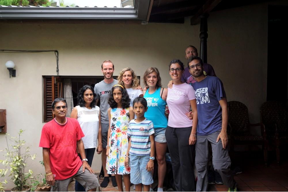 Curiosità sullo Sri Lanka: ospitalità di una famiglia singalese a Colombo