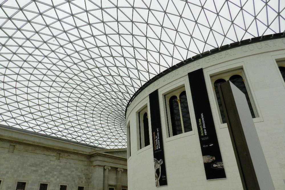 Cosa vedere a Londra: la Great Court del British Museum