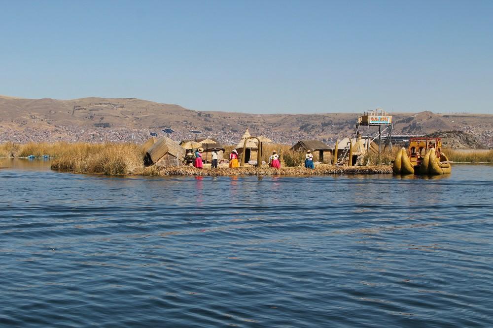 Viaggio in Perù: Isole degli Uros sul Lago Titicaca