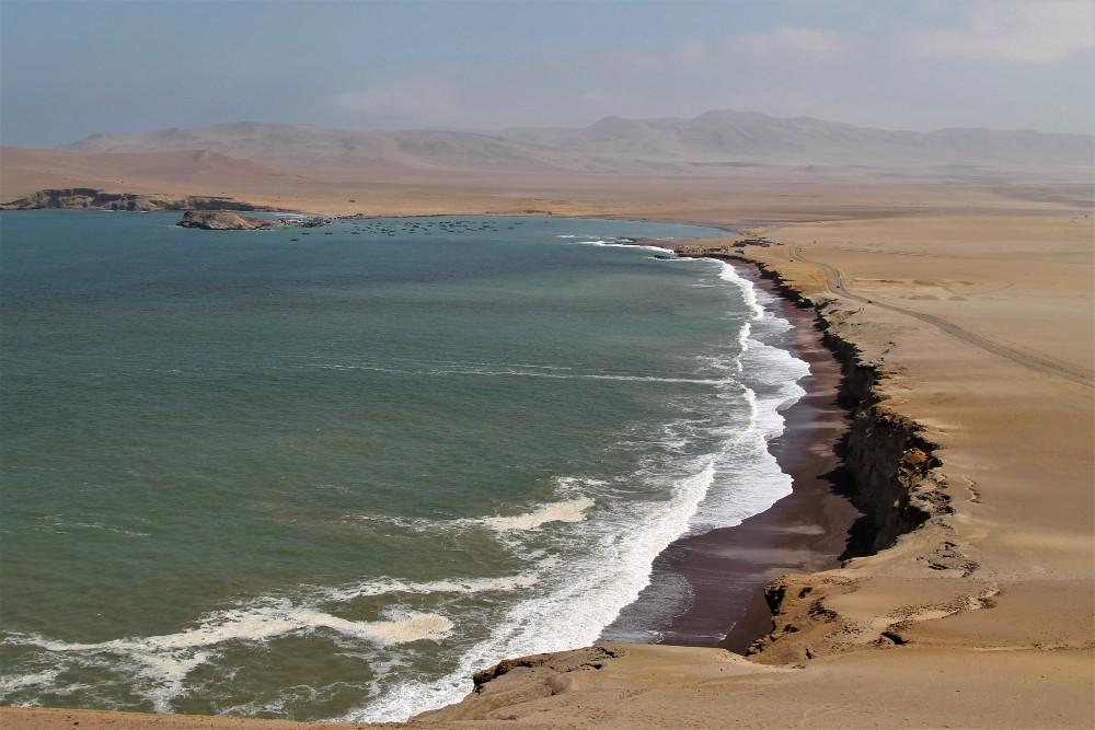 Viaggio in Perù: Reserva Nacional de Paracas
