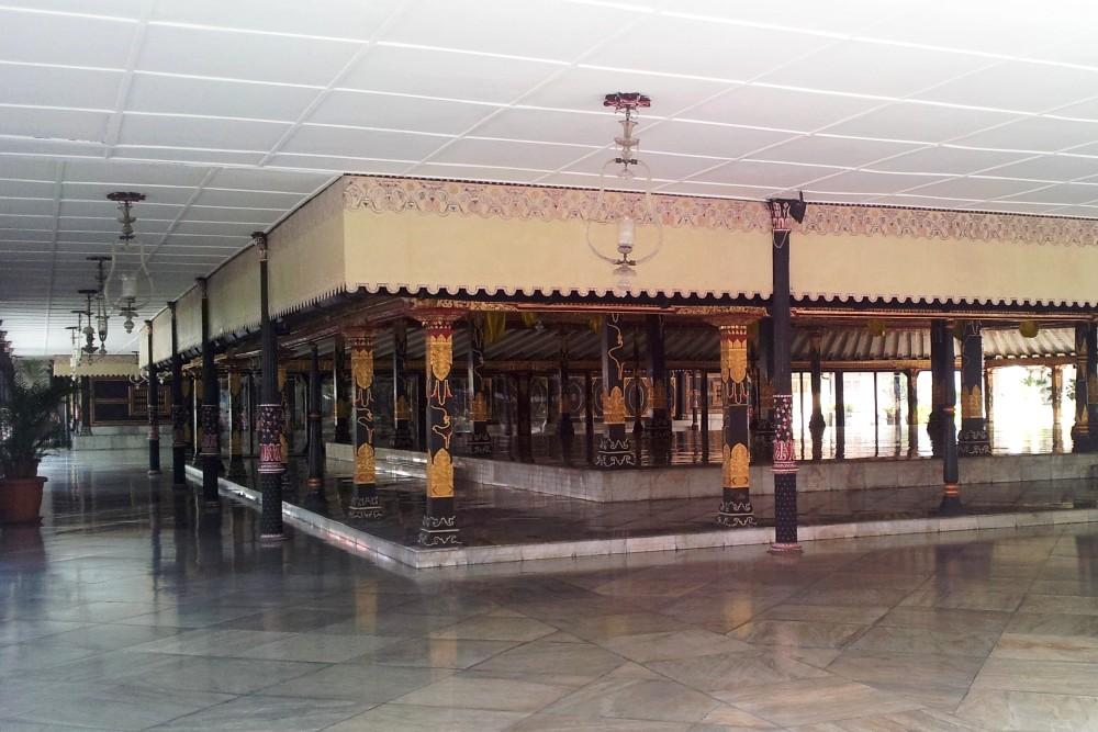 Cosa vedere a Yogyakarta: tour guidato nel Palazzo Reale (Kraton)