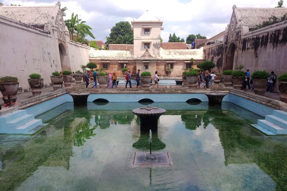 Cosa vedere a Yogyakarta: il Castello sull'Acqua (Taman Sari)